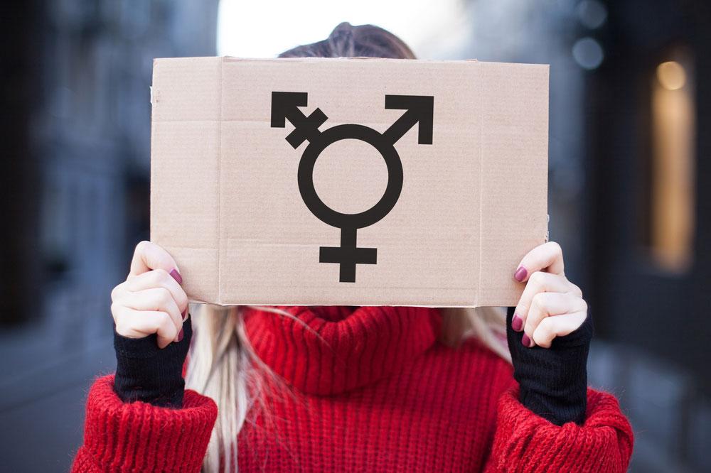 Drittes Geschlecht: Divers heißt, sowohl männliche und weibliche Eigenschaften zu haben