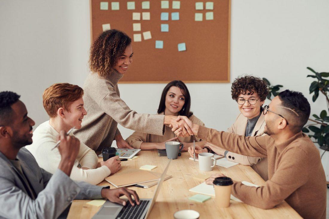 Was brauchen Mitarbeiter, damit sie sich gut entwickeln?